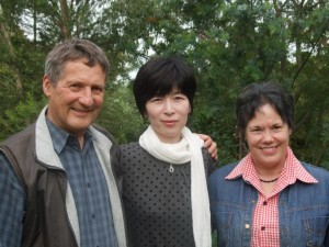 Tobie, Noriko en Annalie